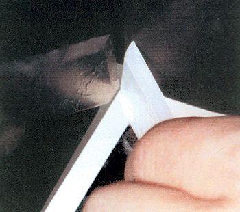 Заделка швов с использованием серпянки