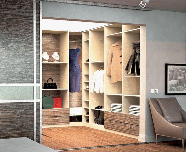 """Встроенный шкаф своими руками журнал """"современное строительс."""